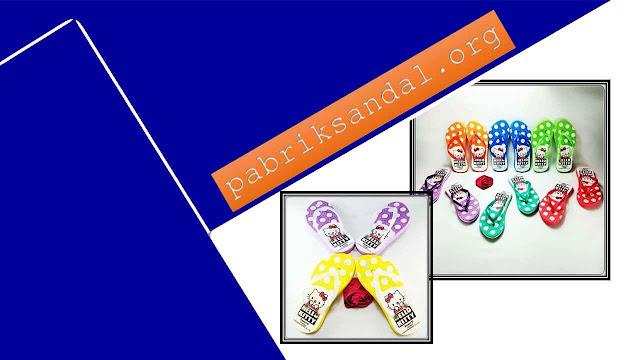 Pabrik Sandal Spon Anak | Sandal Jepit AB-Love HK TG