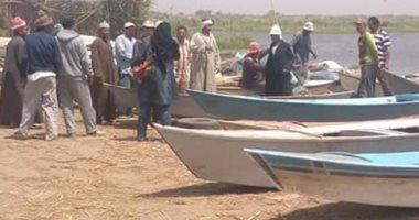 صيادين مصريين