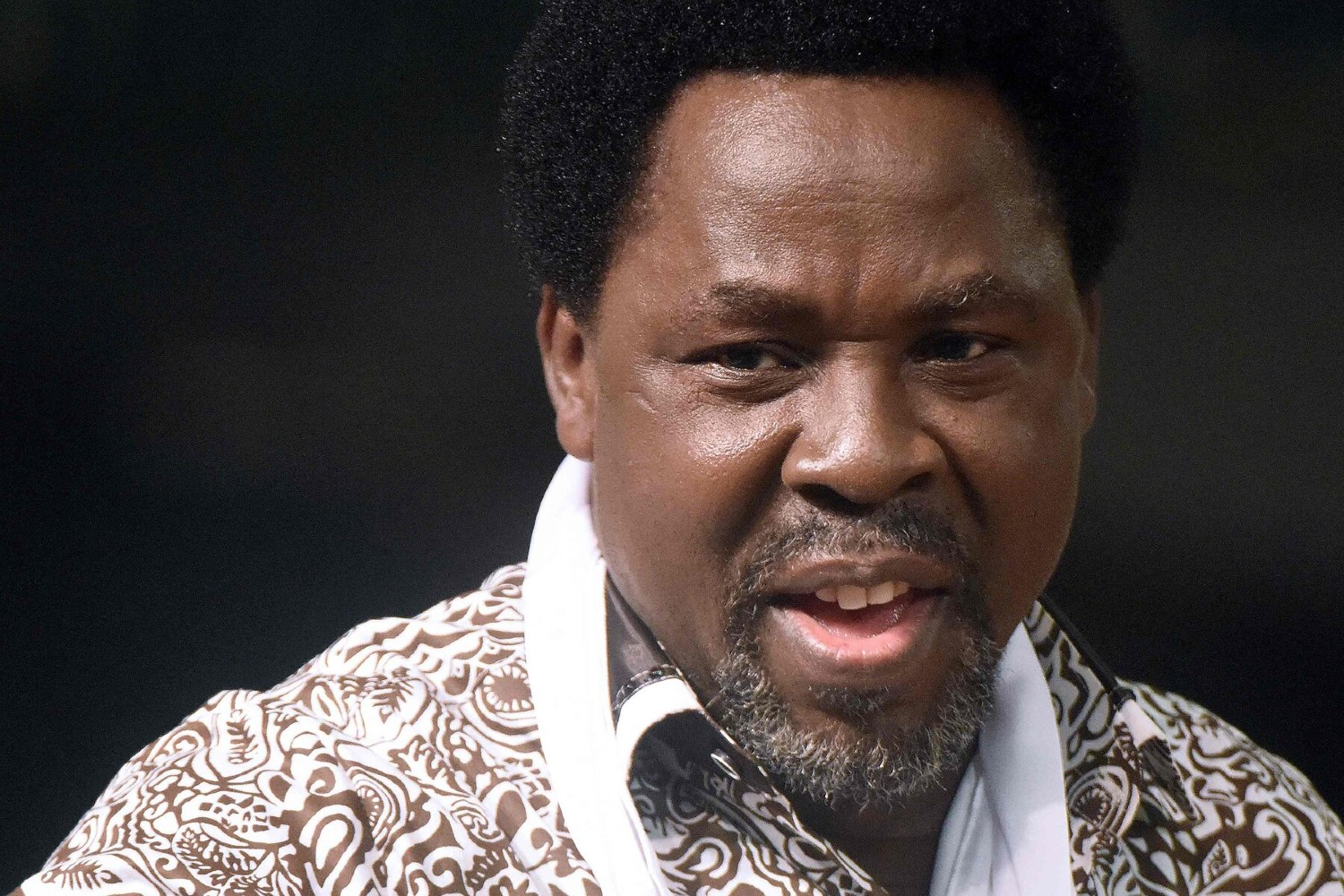 Mourners Allegedly Vomit 'Blood and Other Substances' At Prophet TB Joshua Funeral!