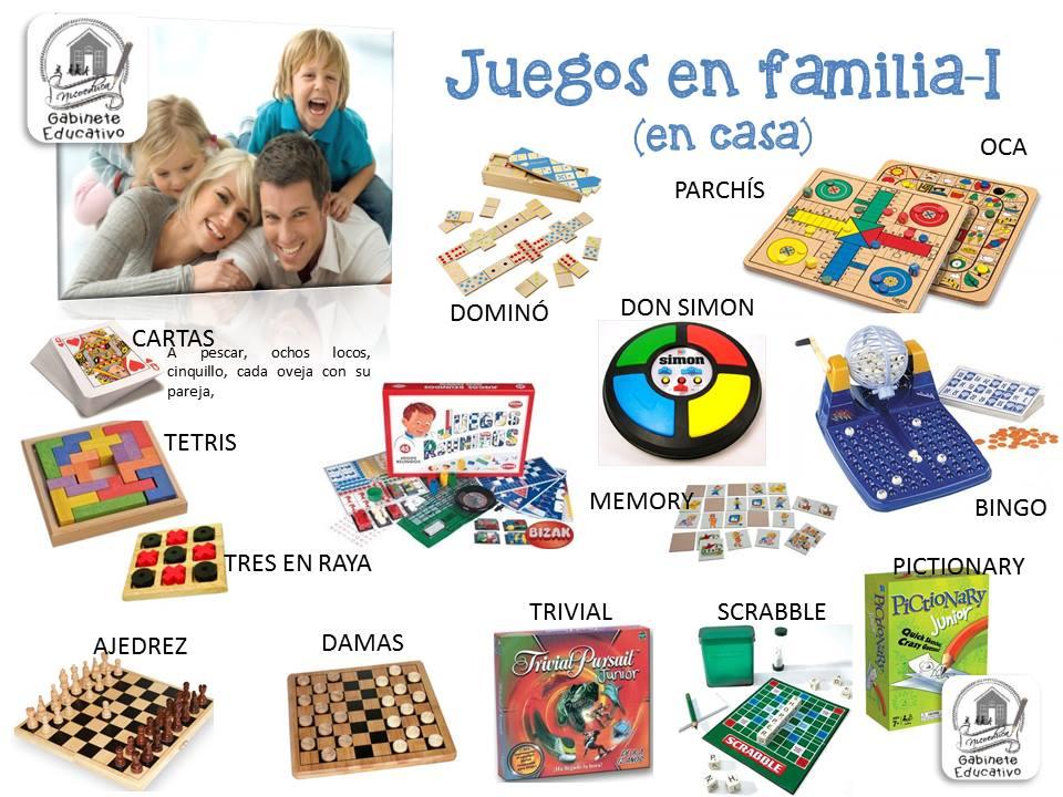 Canal Educativo Nicoeduca Juegos En Familia