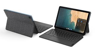 مراجعة جهاز لينوفو IdeaPad Chromebook Duet