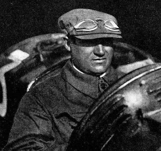 Antonio Ascari won the first Grand Prix world title driving the Vittorio Jano-designed Alfa Romeo P2