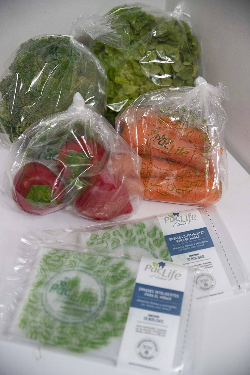 Si guarda bien frutas y verduras, puede ir a la feria cada 20 días