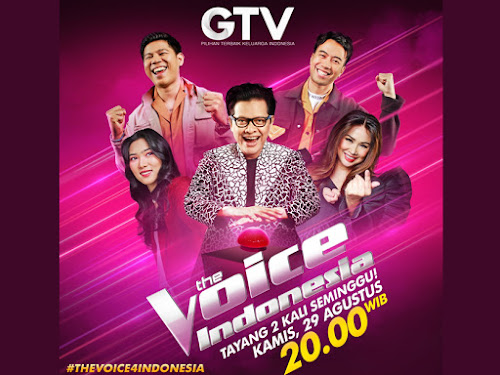 The Voice Indonesia 2019 GTV