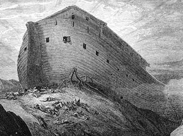 Resultado de imagen de arca de noe real