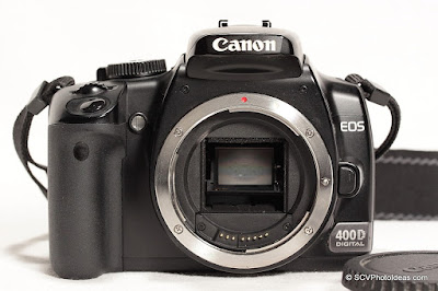Canon EOS 400D /Digital Rebel XTi