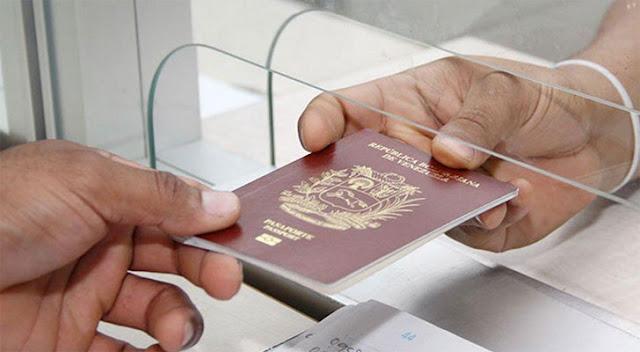 Así están los venezolanos por culpa del pasaporte