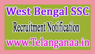 West Bengal WBSSC Staff Selection Commission Recruitment Notification 2017