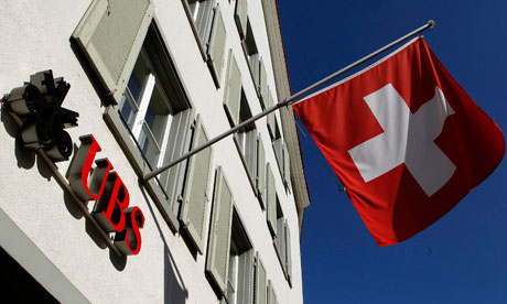 THE FACEBOOK INTERNETSITE OF THE SWISS UBS BANK!