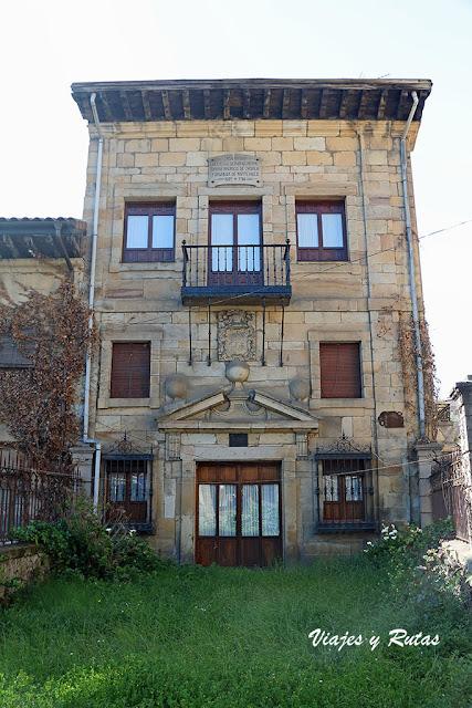 Casa natal fundador de Montevideo.