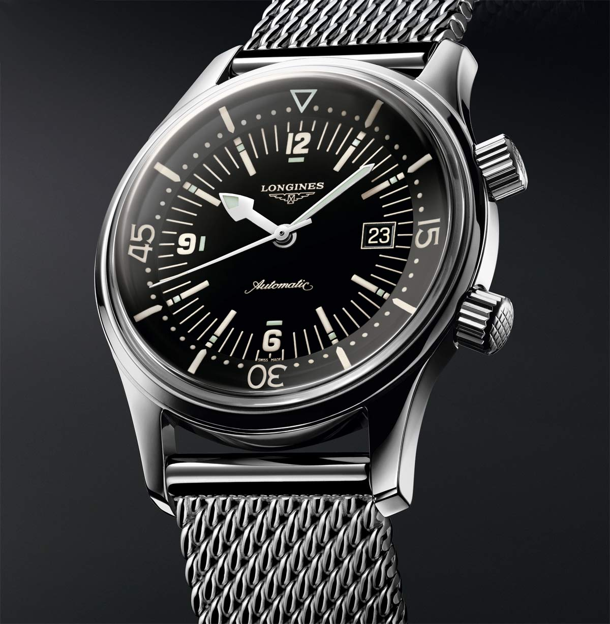 Longines Legend Diver >> Longines - Legend Diver 10th Anniversary | Time and Watches