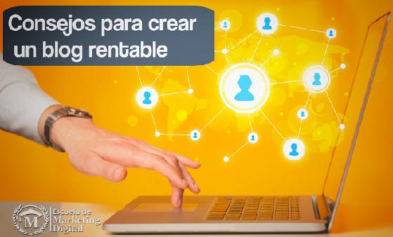 Crear Un Blog o Sitio Web Exitoso y Rentable
