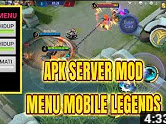 Download APK Tools Server Mod Patch Dyrroth Mobile Legends