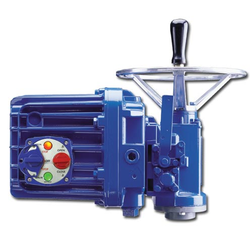 Industrial Valve Actuators | The Industrial Steam, Valve, and