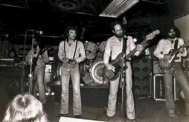 The Stanton Anderson Band early 1970's