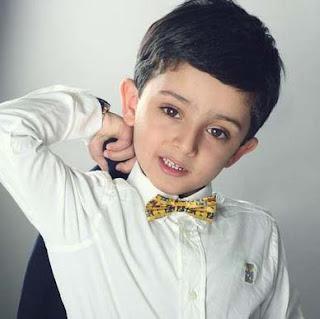 طفل عربي شيك ببدلة زى العسل اطفال عرب