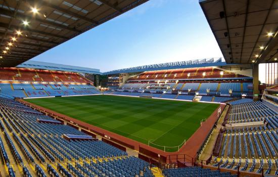best football stadium in uk
