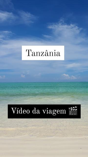 Tanzânia vídeo de viagem