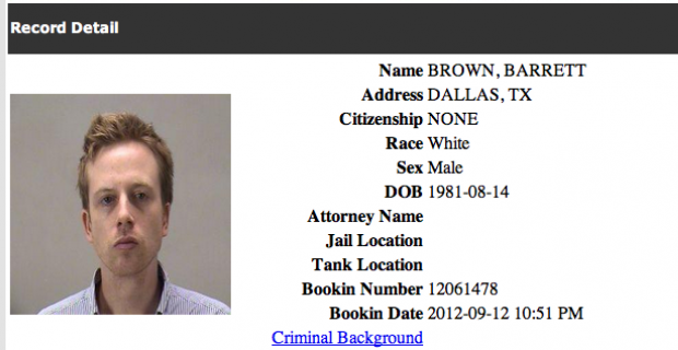 Barrett Brown charged with Internet threats, retaliation, conspiracy charges