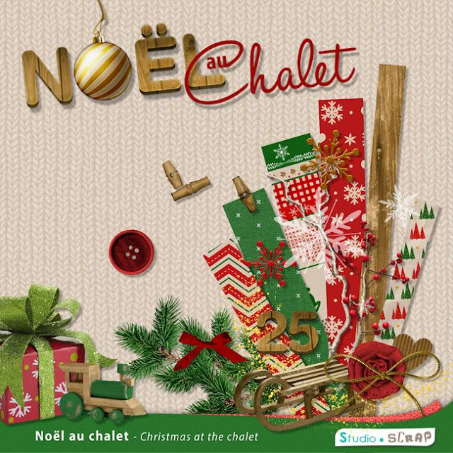 Kit Noël au chalet du CDIP