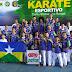 Seleção de Karatê Esportivo conquista 43 medalhas no Brasileiro