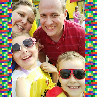 A Family Day At LEGOLAND