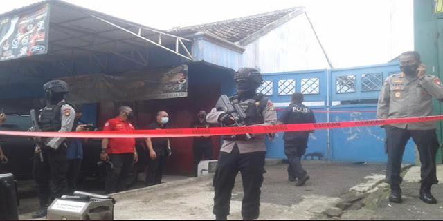 Penggeledahan Di Bekasi, Satu Terduga Ter*ris Ditangkap Berikut Lima Bom Aktif