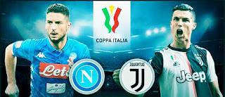 بث مباشر مباراة نابولي ويوفنتوس