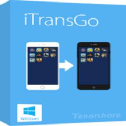 تحميل Tenorshare iTransGo 1.0 مجانا نقل الملفات استنساخ كل شيء من اي فون