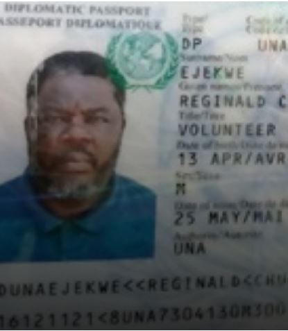 """""""Nigerian man arrested in Pakistan and also Nabbed with Six fake Identity cards"""""""