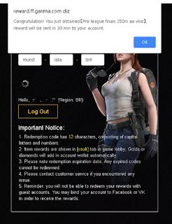 Free Fire: Saiu lista com códigos para o jogo e aprenda a resgatar