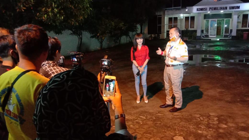 Ciptakan Pilkada Bersih, Dang Ike Berharap Bawaslu Tingkatkan Pengawasan