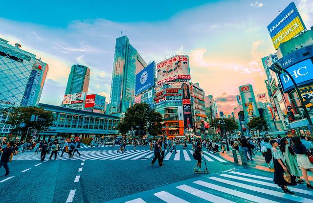 toquio japão viagem