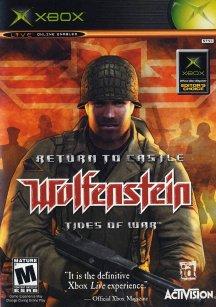 Return To Castle Wolfenstein Tides of War [Jtag/RGH][Xbox