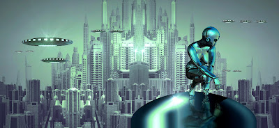 Host a Futuristic City-State Enclave Based On a Civilized World Financial System