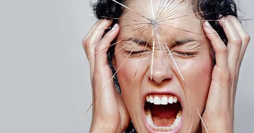 الصداع العصبي المرتبط بالقلق