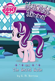 My Little Pony Starlight Glimmer and the Secret Suite Books