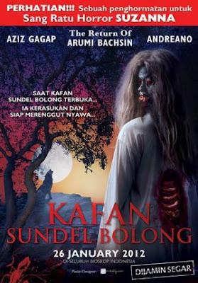 Kafan Sundel Bolong Poster