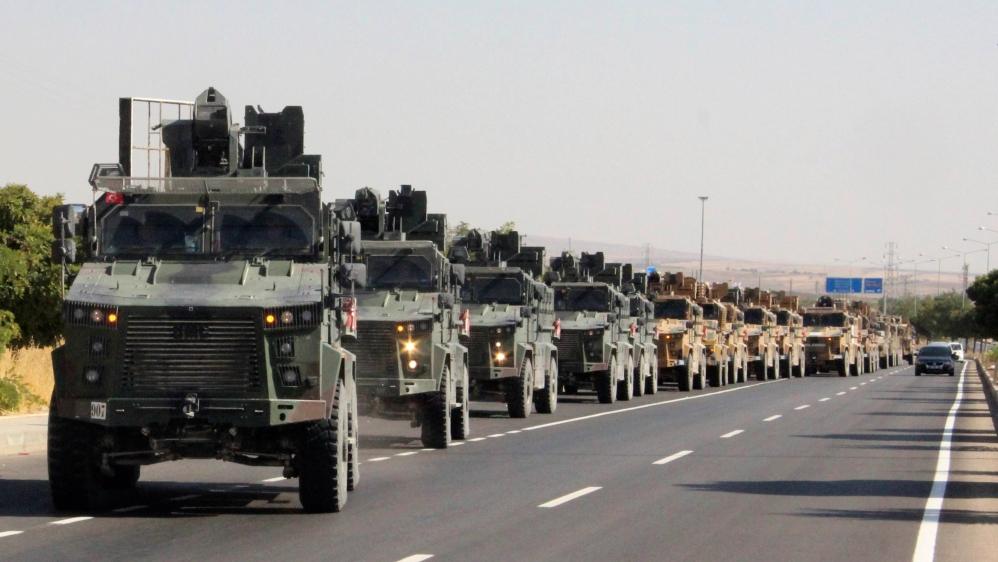 Turkey-Syria border: All the latest updates
