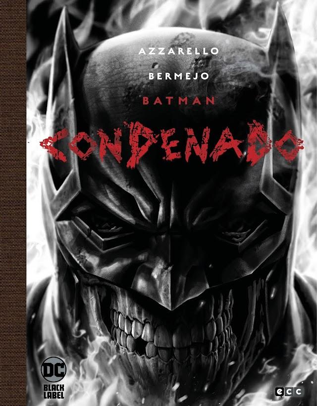 Batman: Condenado - Edición Deluxe Limitada en Blanco y Negro. La Crítica