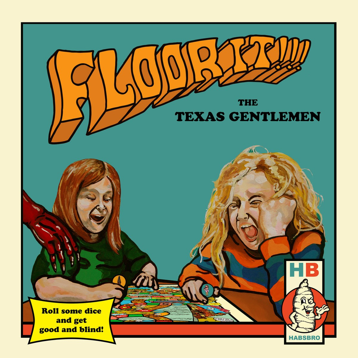 ¿Qué Estás Escuchando? - Página 40 The-Texas-Gentlemen-Floor-It-