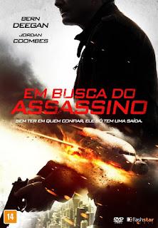 Em Busca do Assassino - DVDRip Dual Áudio