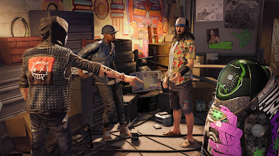 Download Watch Dogs 2 Highly Compressed