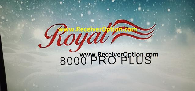 ROYAL 8000 PRO PLUS 1506TV ORIGINAL SOFTWARE