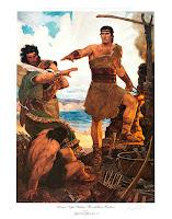 Arnold friberg book of mormon