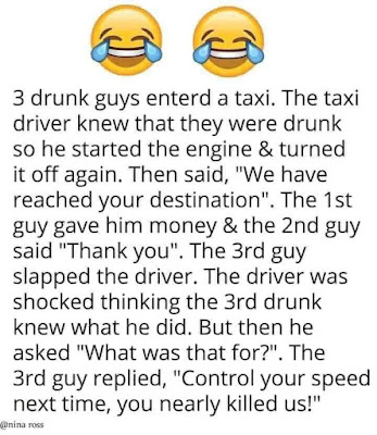 Don't put ideas into Taxi drivers heads www.funny.com