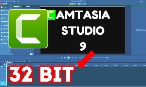حقيقة تثبيت برنامج Camtasia Studio 9 على نواة 32 بت (الحقيقة)