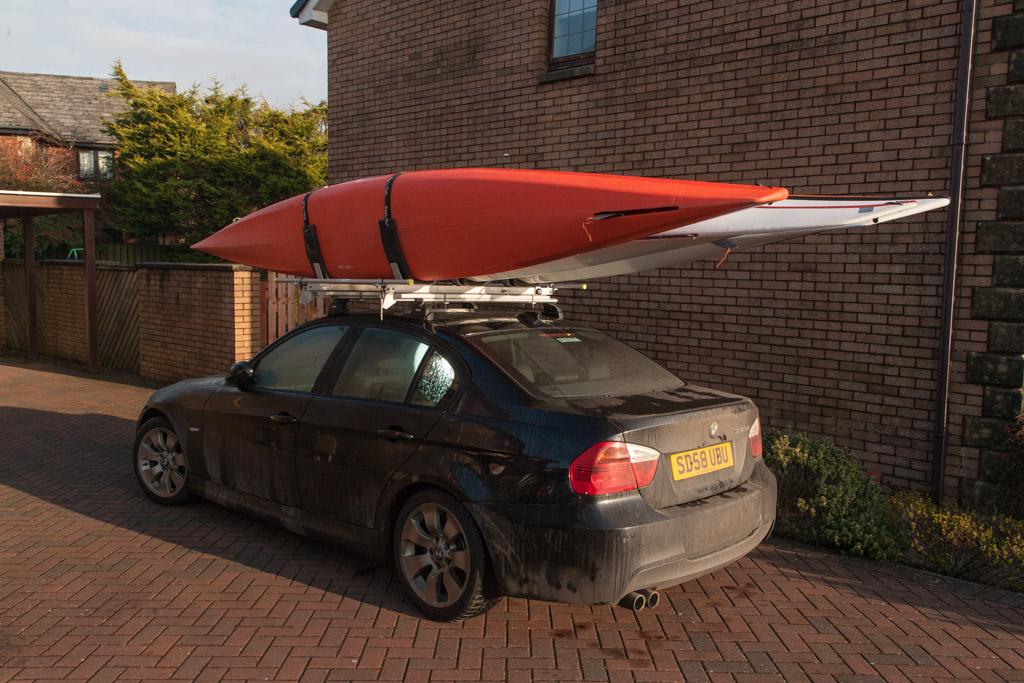 Sea kayaking with seakayakphoto.com: Kari-tek Easy Load ...