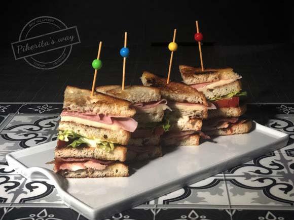 Club Sandwich casero