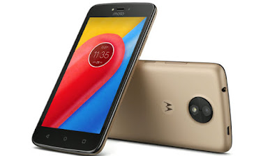 Moto C launched in India for Rs 5999